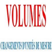 Exercices corrigés de maths 5éme - Les volumes convertir d'unités de mesure