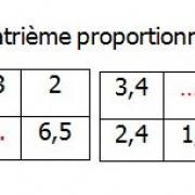 Exercices corrigés de maths 5éme - La proportionnalité